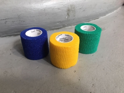 Steroplast - Cohesive Grip Tape - 5cm x 4.5m