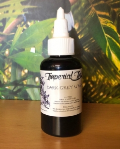Imperial Tattoo Ink - Jet Black - 100ml. Made in UK by Danny Harkin. These highly regarded inks are great value!