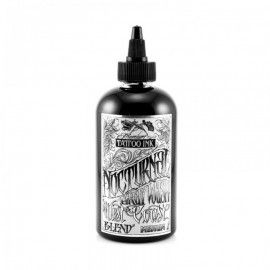 Nocturnal Ink, Colour: Grey Wash Medium, Organic, Contains only three ingredients: organic pigment, ethyl alcohol, and sterilized water Formulated by