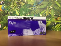 Soft Nitrile Tattooist Gloves