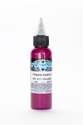 Fusion Tattoo Ink - Tyrian Purple